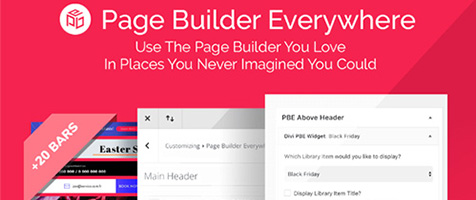 Page Builder Everywhere - Divi Space en Aspen Grove Studios